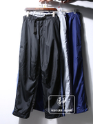 Japan YYK001 fitting room supply!! The original mountain wind Pants Plus cashmere goods!! The value of leisure trousers
