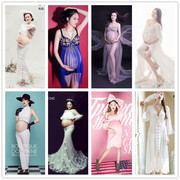 The new version of studio maternity 2017 pregnant women fashion photo portrait photography clothes pregnant Mommy