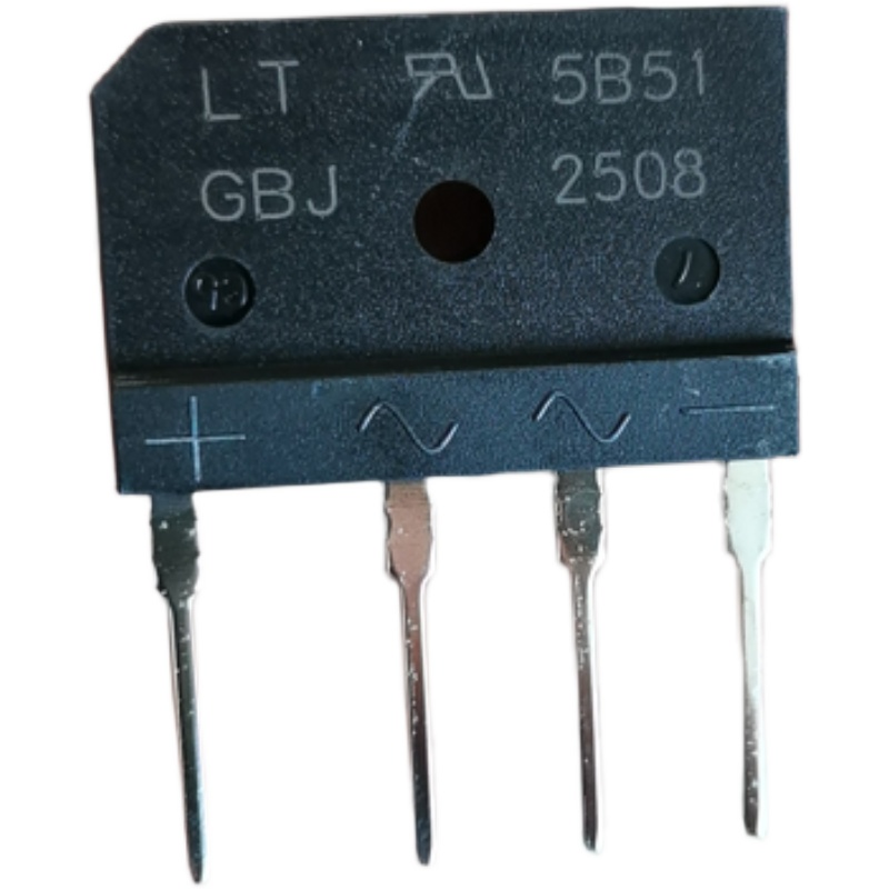 Bay Guangbao LT Rective Bridge Heap GBJ2510 25A1000V can be used on behalf of GBJ25 06 05 04 02 01