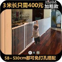 Remise sécurité porte clôture livraison poinçon enfants de Pet Chien fer clôture porte garde-corps escaliers clôture clôture