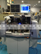 Sale of second-hand ASM-AD862 automatic solid crystal machine ASM automatic welding wire machine second-hand LED flat welding machine.