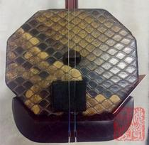 Hai sound brand old rosewood flat octagonal in Hu hand-made volume large tone pure