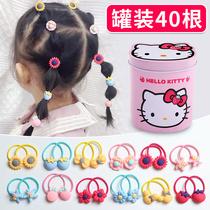 Enfants cravate cheveux bandes ne pas blesser la version coréenne de la tête corde femelle princesse mignon fille en caoutchouc bande bébé bandeau cheveux cercle