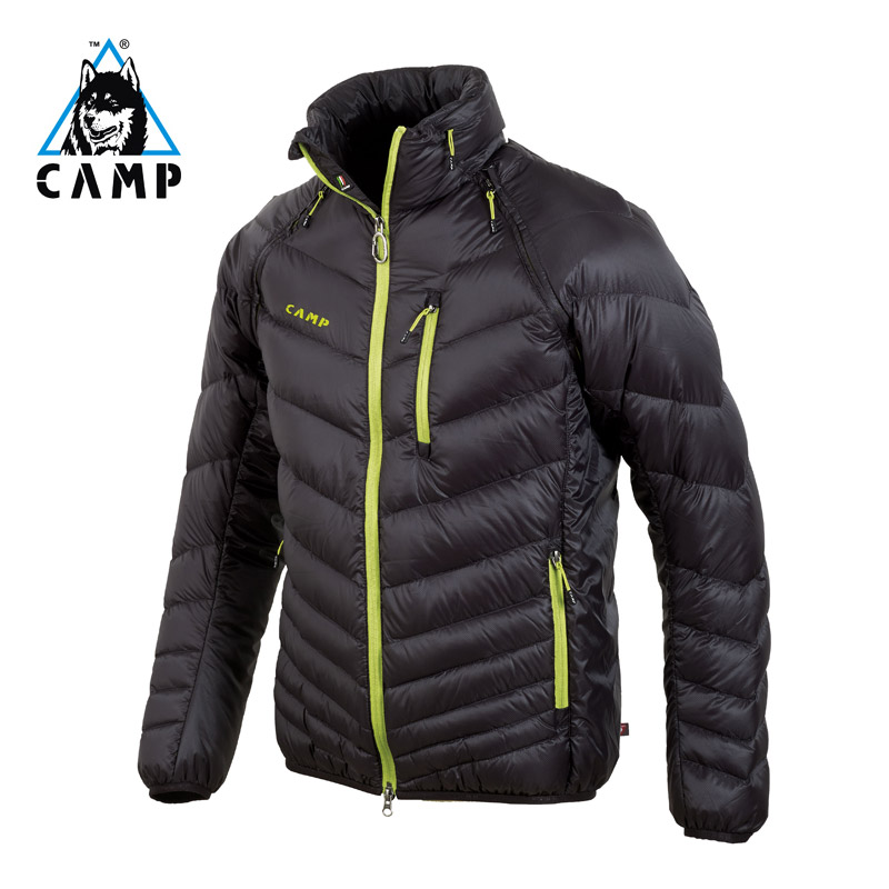 Camp Camp outdoor down jacket for men and women