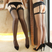 Sexually funny lingerie garter with stockings squealing transparent passion牀 teasing perverted seduction pajamas hot