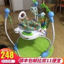 婴儿跳跳椅 宝宝弹跳椅健身架器0-1岁玩具哄娃神器3-18个月蹦跳椅