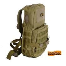 路游A60 欧美军实战用双肩冲锋背包 空降包水袋包骑行背包尼龙料