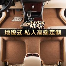 Нано ковер автомобильный коврик Mercedes-Benz E300L 300GLC260GLK300C260LC200L350GLE450