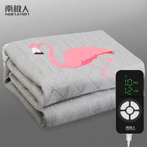 Антарктическая сантехника электрическое одеяло дома двойной настройки температуры контроля циркуляции воды электрического одеяла одного студента небольшое общежитие