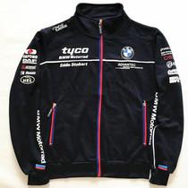 New motorcycle riding suit Isle of Man tt racing sweatshirt Waterbird motorcycle suit cotton stand-up collar slim jacket jacket