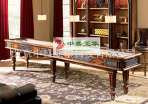 Hot selling Supreme custom version of the Sand Fox Ball table pure solid wood sand Fox ball Table sand arc ball table sand kettle Ball Table Manufacturers Direct Battalion
