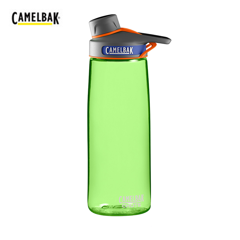 [The goods stop production and no stock][The goods stop production and no stock]CAMELBAK/ Hump Outdoor sports water supply equipment Large capacity Longkou single-layer water bottle Chute 0.75L