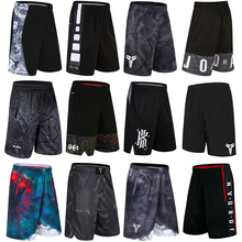 Basketball shorts AJ23 Owen for men's loose knee five-point beach speed-dry running fitness training