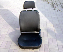 Electric three-wheeled seat electric four-wheeler seat scoon seat leather single-person electric car seat modification