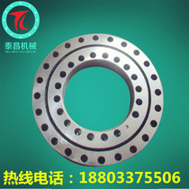 Rotary support bearing turntable lifting machinery rotating toothless national standard small light turntable support large bearings