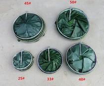 胶防挂鱼护1.8 2.0 2.2 2.5 3.0米台钓渔护养鱼网兜网垂钓涂