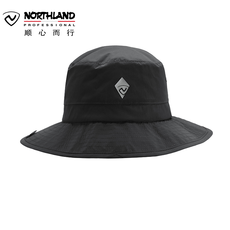 Norseland NORTHLAND spring and summer outdoor elastic sunscreen small hat anti-UV cap A060011