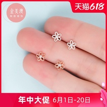 2021 new fashion 925 sterling silver tassel ear line temperament high atmosphere earrings INS wind round face show thin earrings