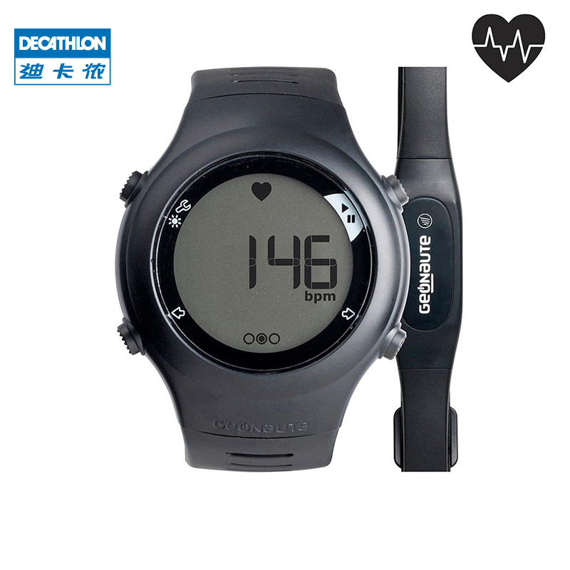 Di Cannon heart rate meter mens running multi-purpose sports watch female outdoor smart professional heart rate with MSTF
