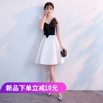 The Banquet was thin party Spring Summer mini dress