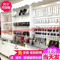 Spot Jewelry display cabinets jewelry cabinets hair hairpin earrings Necklace Shelf Boutique jewelry display cabinets Jewelry High cabinet