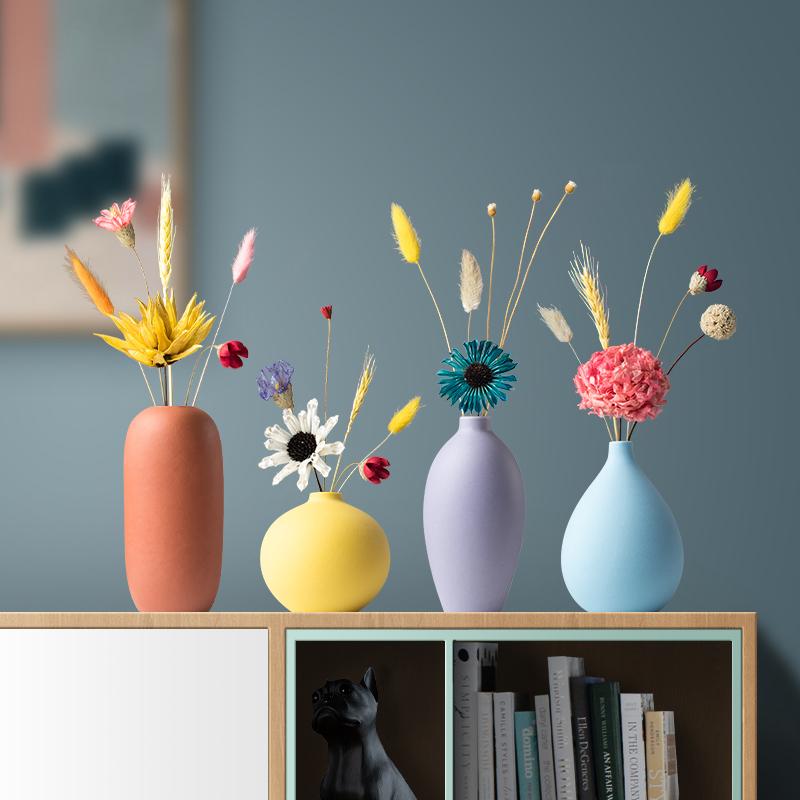 Ornements décoratifs créatifs accessoires de maison nordic light luxe moderne simple salon Xuanguan petits ornements armoire à vin
