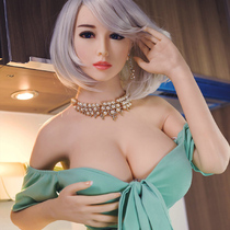 Full-Entity doll Live Edition full silicone masturbation male adult sex products non-inflatable doll adult Sex Doll
