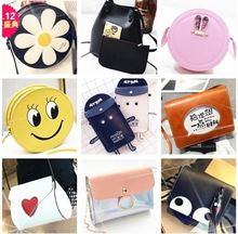 Small Bag 2018 Korean Edition Fashion New Style Simple Handbag for Students Mini Single Shoulder Slant Bag Q