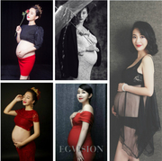 Photo photo studio rental women clothing belly pictures photography studio portrait of pregnant mother dress clothes
