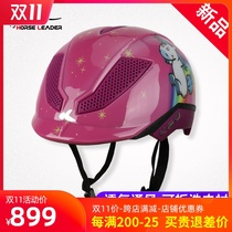 Germany imports KED childrens equestrian hard hat male equestrian equipment horse riding hat ultra light horse hard hat female PINA