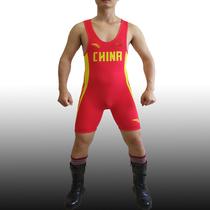 Équipe chinoise shi Zhiyong concurrence avec la même pièce lutte haltérophilie formation professionnel conception usine boutique