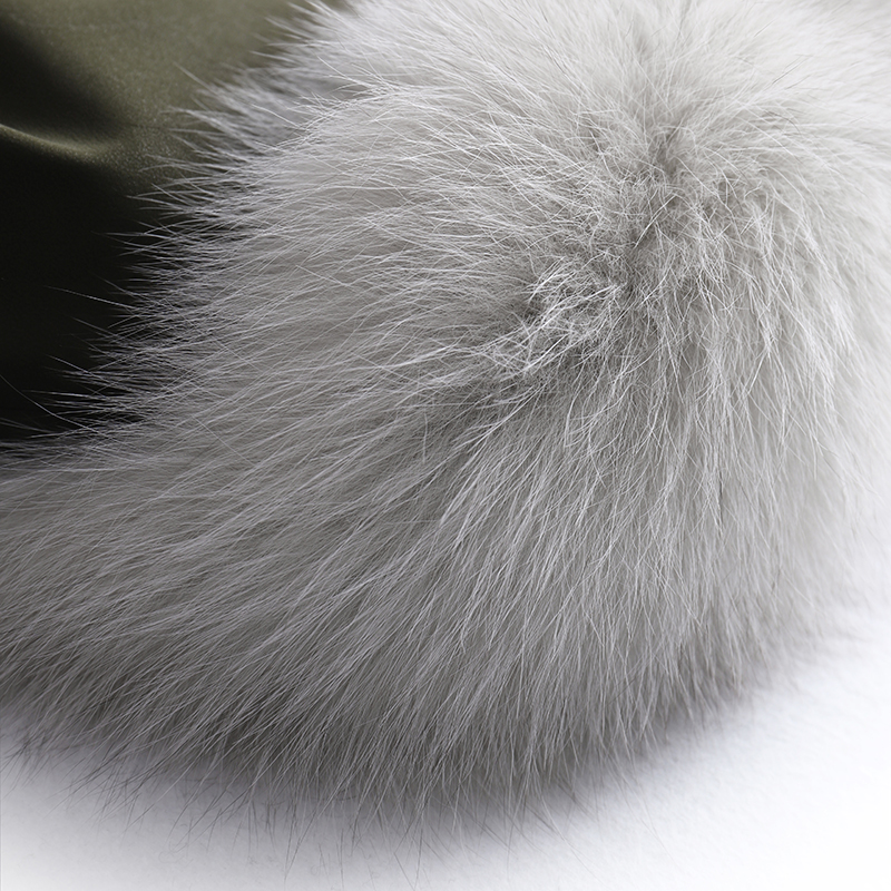Ten thousand sense of texture a collection of all! Sheepskin Pike coat windcoat fur girl spring home 718F