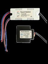 ТК-301СВ свет касания переключателя 110-220В высоковольтный энергосберегающий свет привел аксессуары зеркало ванной комнаты умное открытое