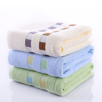 Fu Day Jieyu cotton bath towel adult male and female newborn baby children thickened to increase the soft water absorption at home