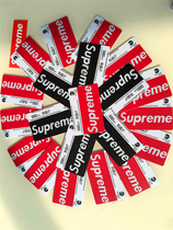 Special OFFER 10 Promotions MTA Metro Card sticker Supreme Rice card sticker Bus card sticker SUP Trend Card Sticker