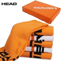 Genuine shipping Authentic Hyde Head Cotton Tennis badminton Yoga sports lengthening and increasing towel towel
