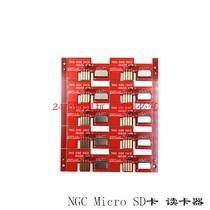 NGC Jeu Cube SD2SP2 SDLoad SDL Micro SD Carte TF Lecteur de Carte