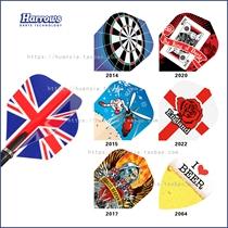 British Harrows Original Import Quadro 3 Professional darts Tail Dart Wing Professional darts leaf 3 pieces