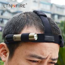 Tate Ning headlight loose tight belt strong light flash headband adjustable thickening home outdoor universal multi-functional headgear