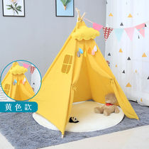 Indian tent childrens game house baby home indoor house toy house girl princess small tent props