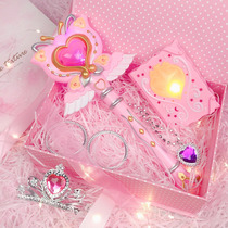 Ba La La small magic fairy magic wand childrens Princess Ba La La fairy luminous luminous toys Ba La music girl