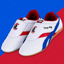 Boxing sports taekwondo shoes children men and women lane shoes Taekwondo Road Shoes training Wushu shoes soft Bottom Shoes