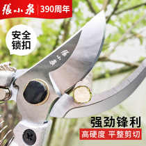 Scissors Zhang Xiaoquan pruning horticultural fruit trees flower art coarse branches labor-saving home special garden flowers and trees grafting tool branch shears