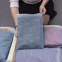 Travel Travel storage bag wash bag waterproof bag set outdoor supplies essential artifact transparent bath