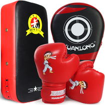 Childrens boxing gloves Toddler boys professional 抟 to fight sandbag girls loose training boxing sets