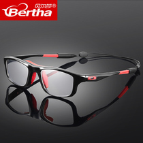 Bertha professional sports glasses playing basketball eyes equipped with outdoor leisure myopia soccer anti-fog goggles man
