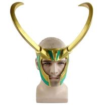 Rocky Helmet cos Thor 3: Gods Twilight Loki mask Anti-Wei film peripheral mask Rocky