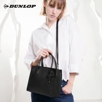 Genuine leather star with simple hand-held shoulder bag