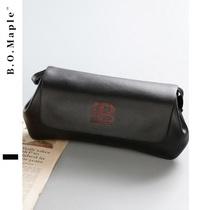 BOMaple мужская сумочка кожаная марка прилива мобильный телефон мешок мягкий кожаный ручной мешок мужчин большой емкости моды случайный кошелек