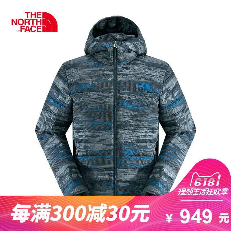 The NORTH FACE/North Men's 700-roof Outdoor Thermal Packagable Down Garment A2XXI
